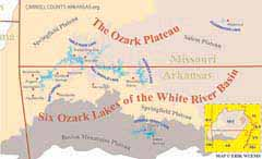 The Ozark Plateau
